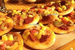 Minik Pizzalar