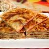 Tereyağlı Peynirli Katmer Börek ( Tavada )