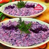 Mor Lahana Salatası Tarifleri