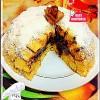 Aşçı Mutfakta Kesik Kubbe Pastası
