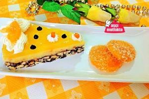 Portakal Jöleli Pasta