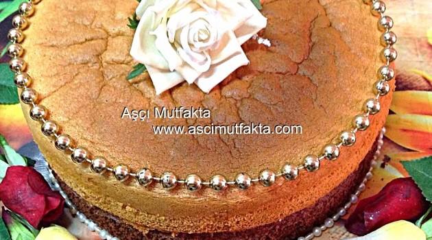 Pandispanya Nasıl Hazırlanır ( Pasta Keki )