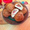 Aşçı Mutfakta Pekmezli Simit Topları ( Sitemize Özel )