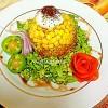 Aşçı Mutfakta Mısır Kulesi