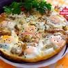 Patlıcanlı Biberli Yumurta