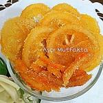 Portakal ve Limon Şekerlemesi