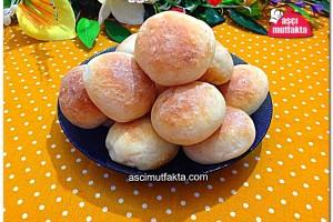 Sütlü Mini Ekmek