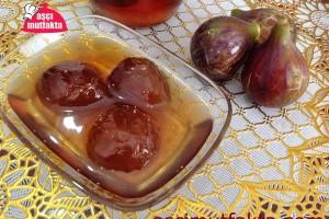 Olgun İncir Reçeli ( Karadeniz Patlıcan İnciri )