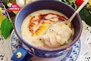 Yoğurtlu Tavuk Çorbası