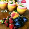 Smoothie ( Serinletici meyve içeceği )
