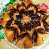Çikolatalı Yıldız Çörek