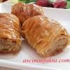 Aşçı Mutfakta Gazete Baklavası Tarifi