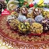 Aşçı Mutfakta Mozaik Topları