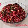 Şalgamlı Kuskus Salatası Tarifi