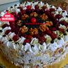 Vişne Soslu Pasta ( 15 Kişilik )