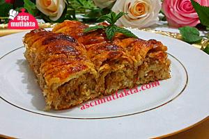 Meşhur Amasya Burma Çöreği Tarifi
