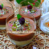 Muhallebili Çikolatalı Mousse ( Köpük Çikolata )