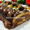 Aşçı Mutfakta Rulo Pasta Tarifi